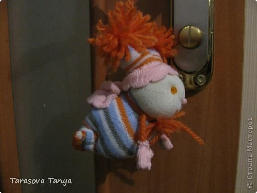 Вот такой получился персонаж, правда я не могла сначало придумать кто он! фото 4
