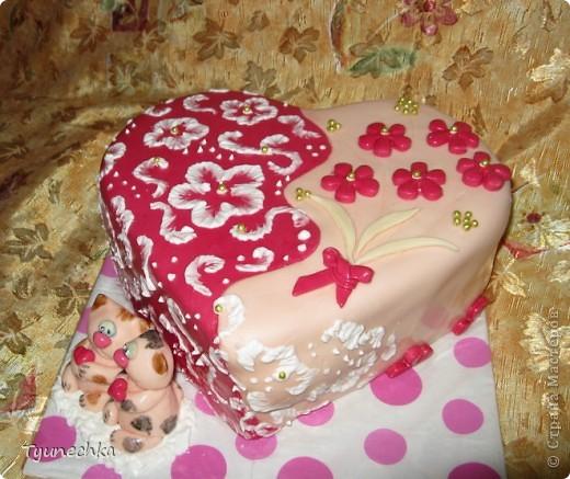 Тортик на годовщину свадьбы... фото 4