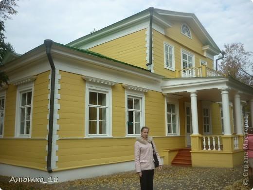 Приглашаю вас прогуляться по родовому имению Пушкина Большому Болдино. фото 2