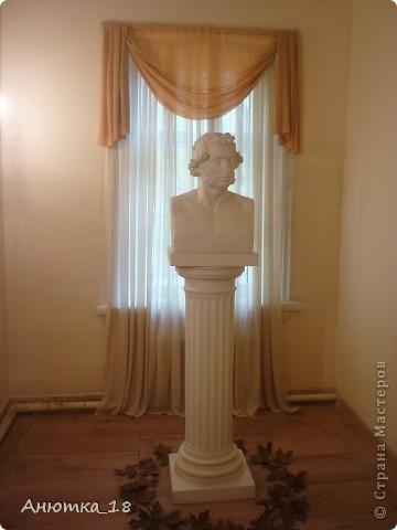 Приглашаю вас прогуляться по родовому имению Пушкина Большому Болдино. фото 7