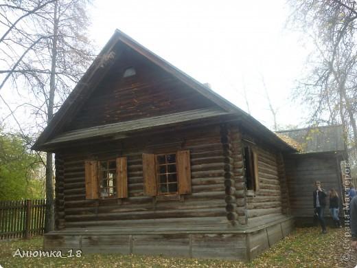 Приглашаю вас прогуляться по родовому имению Пушкина Большому Болдино. фото 8
