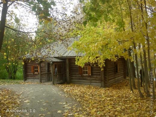 Приглашаю вас прогуляться по родовому имению Пушкина Большому Болдино. фото 1