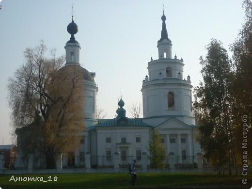 Приглашаю вас прогуляться по родовому имению Пушкина Большому Болдино. фото 17
