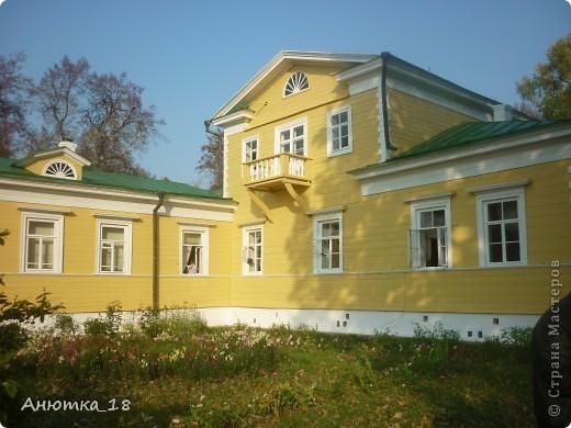 Приглашаю вас прогуляться по родовому имению Пушкина Большому Болдино. фото 3