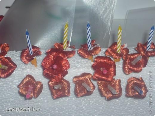 Вот такой тортик у меня получился. Надо еще добавить немного зелени. фото 33