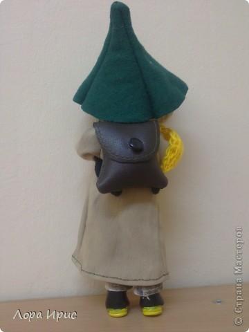 Снусмумрик  — персонаж книг о Муми-троллях финской писательницы Туве Янссон. фото 4