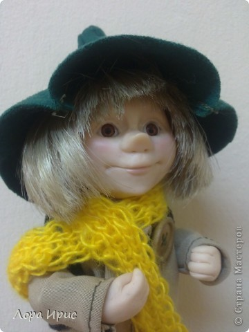 Снусмумрик  — персонаж книг о Муми-троллях финской писательницы Туве Янссон. фото 5