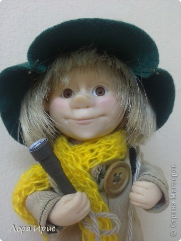 Снусмумрик  — персонаж книг о Муми-троллях финской писательницы Туве Янссон. фото 2