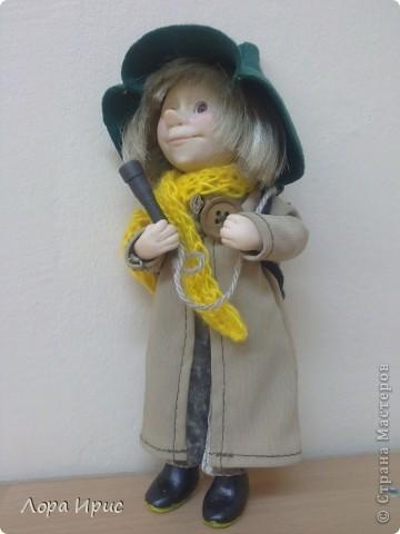 Снусмумрик  — персонаж книг о Муми-троллях финской писательницы Туве Янссон. фото 6