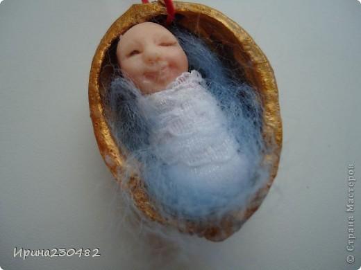 Малыши в грецком орехе фото 7