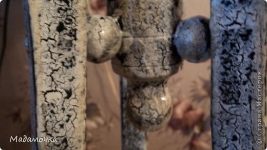 Вот такие две подставочки под цветы я сотворила. Они были просто черные, поэтому не стала показывать их . фото 8