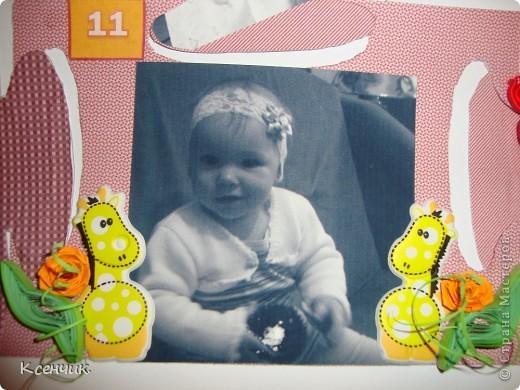 коллаж доченьке на один год фото 12