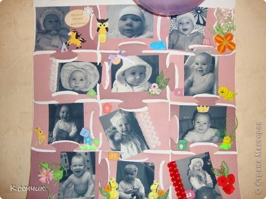 Коллаж своими руками ко дню рождения ребенка своими руками