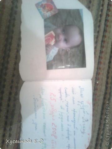 В альбоме для рисования вклеила фото дочки фото 2