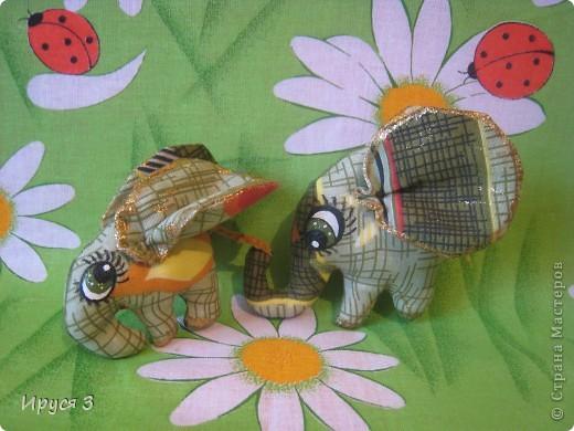Слоники фото 4