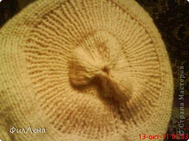 Мои вязанные шапочки фото 4