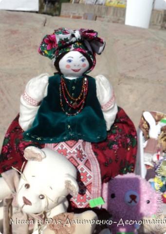 Продолжаем бродить по празднику города Тбилиси. На этот раз обратим внимания на куклы!  фото 12