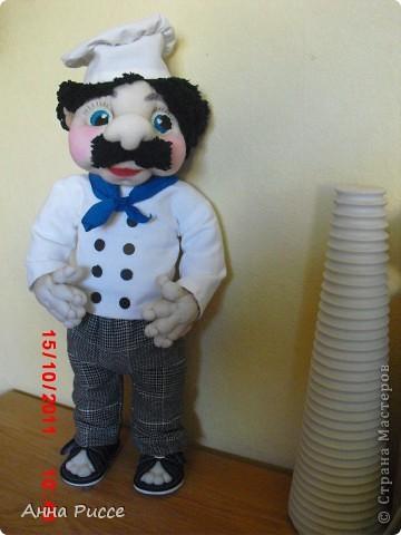 Шеф - повар. фото 1