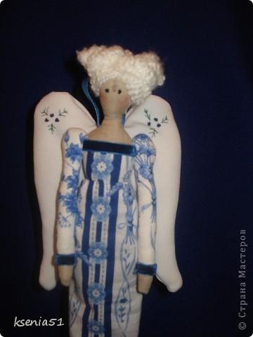 Винтажный ангел  фото 2