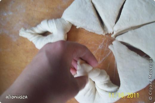 Вот что у меня получилось из простого дрожжевое тесто для хлеба,  источник вдохновения - Валентина Цуркан. Моя идея сделать такое из простого тесто.   http://www.liveinternet.ru/users/4067968/post188801237  фото 22