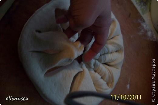 Вот что у меня получилось из простого дрожжевое тесто для хлеба,  источник вдохновения - Валентина Цуркан. Моя идея сделать такое из простого тесто.   http://www.liveinternet.ru/users/4067968/post188801237  фото 4