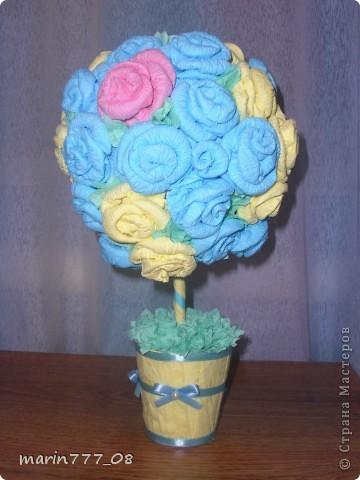 Подарок друзьям)) романтическое дерево! фото 2