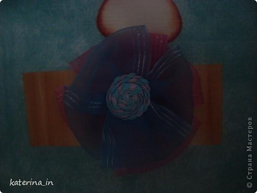Вот такая вот голубая роза в фужере... Хотела сделать МК по их изготовлению,но потом решила узнать у вас, мастерицы,нужен ли будет вам такой цветок?А вдруг нет! фото 6