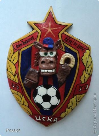 Магнит. Подарок другу. И снова о футболе... )))))))))) фото 1