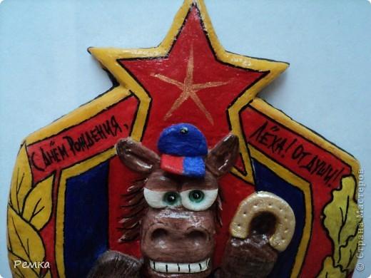 Магнит. Подарок другу. И снова о футболе... )))))))))) фото 2