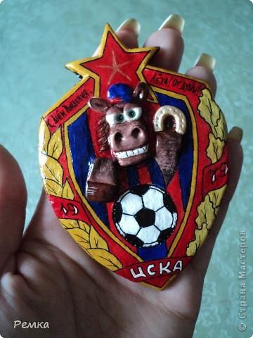 Магнит. Подарок другу. И снова о футболе... )))))))))) фото 5