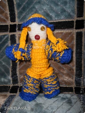 Вязанные куклы фото 5