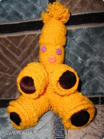 Вязанные куклы фото 4