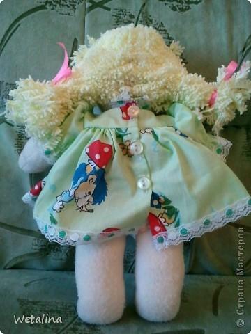 Маленькая куколка для маленькой девочки 1 годик!!! фото 2