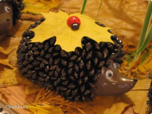Жила-была Осень Золотая. Богатая, урожайная. Да потеряла где-то лучик свой золотой... Расстроилась Осень... фото 5