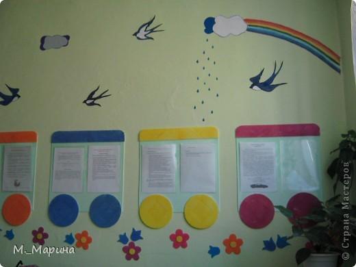 оформление группового помещения в детском саду фото 6