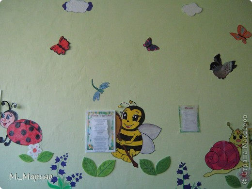 оформление группового помещения в детском саду фото 8