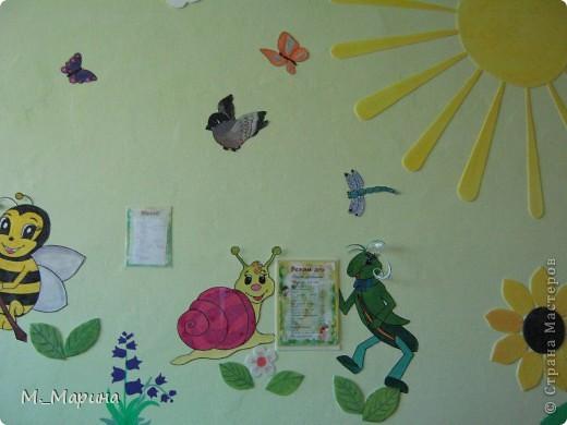 оформление группового помещения в детском саду фото 9
