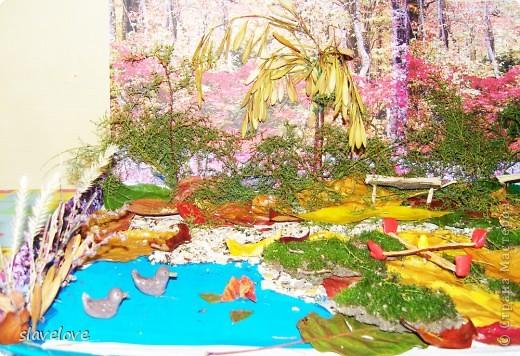 лесные поделки фото 3