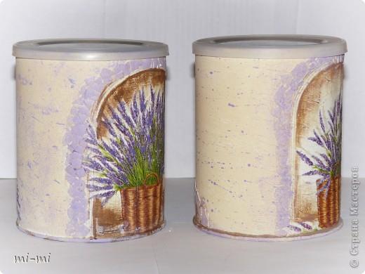 Двойняшки))) Баночки для травяного чая.. Одна из них - маме, вторая мне. Мама - выбирай какая больше нравится!))) фото 2
