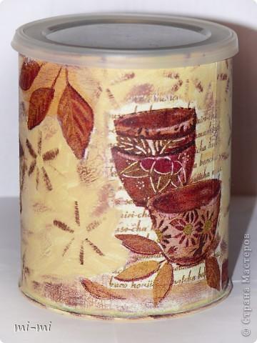Двойняшки))) Баночки для травяного чая.. Одна из них - маме, вторая мне. Мама - выбирай какая больше нравится!))) фото 6