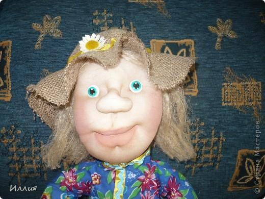 Здравствуйте жители Страны Мастеров. Наконец то я собралась с духом и сделала свою первую куклу на каркасе. И вот выношу её на ваш суд. Знакомьтесь это пастушок Лель. фото 6