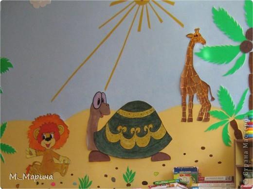 оформление группового помещения в детском саду фото 1