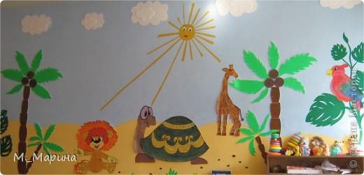 оформление группового помещения в детском саду фото 2
