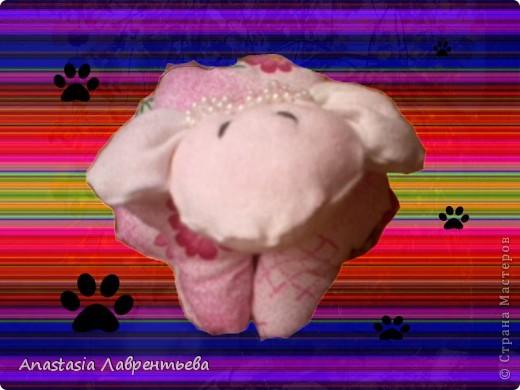 В стране нашла ссылку на Мк этой овечки, и с громкими воплями Хочу, Хочу.... начала шить. фото 1