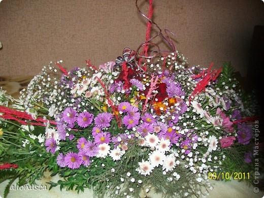ШИкарныи букет сынишку в садике. фото 1