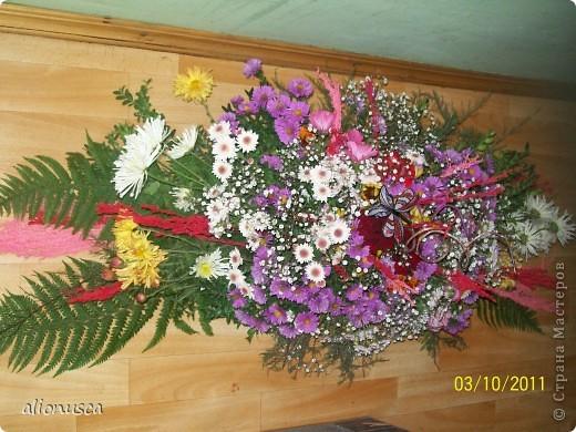 ШИкарныи букет сынишку в садике. фото 4