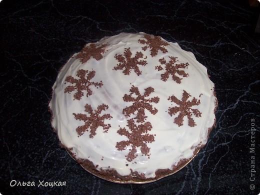 """Мой любимый торт """"Кучерявый Пинчер"""" пеку его наверное лет с 12 и рецепт не меняю.   фото 12"""