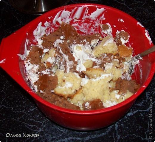 """Мой любимый торт """"Кучерявый Пинчер"""" пеку его наверное лет с 12 и рецепт не меняю.   фото 8"""