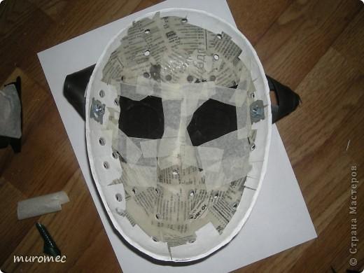 Год выполнения 2010. ----------------------------- Доработано в 2011. ----------------------------- Создание маски Jason,а (Пятница 13е) фото 17