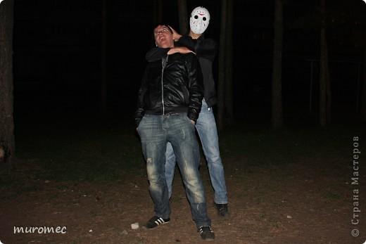 Год выполнения 2010. ----------------------------- Доработано в 2011. ----------------------------- Создание маски Jason,а (Пятница 13е) фото 19